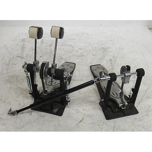 used pearl p 902 double bass drum pedal double bass drum pedal guitar center. Black Bedroom Furniture Sets. Home Design Ideas