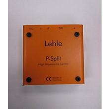 Lehle P-Split Pedal