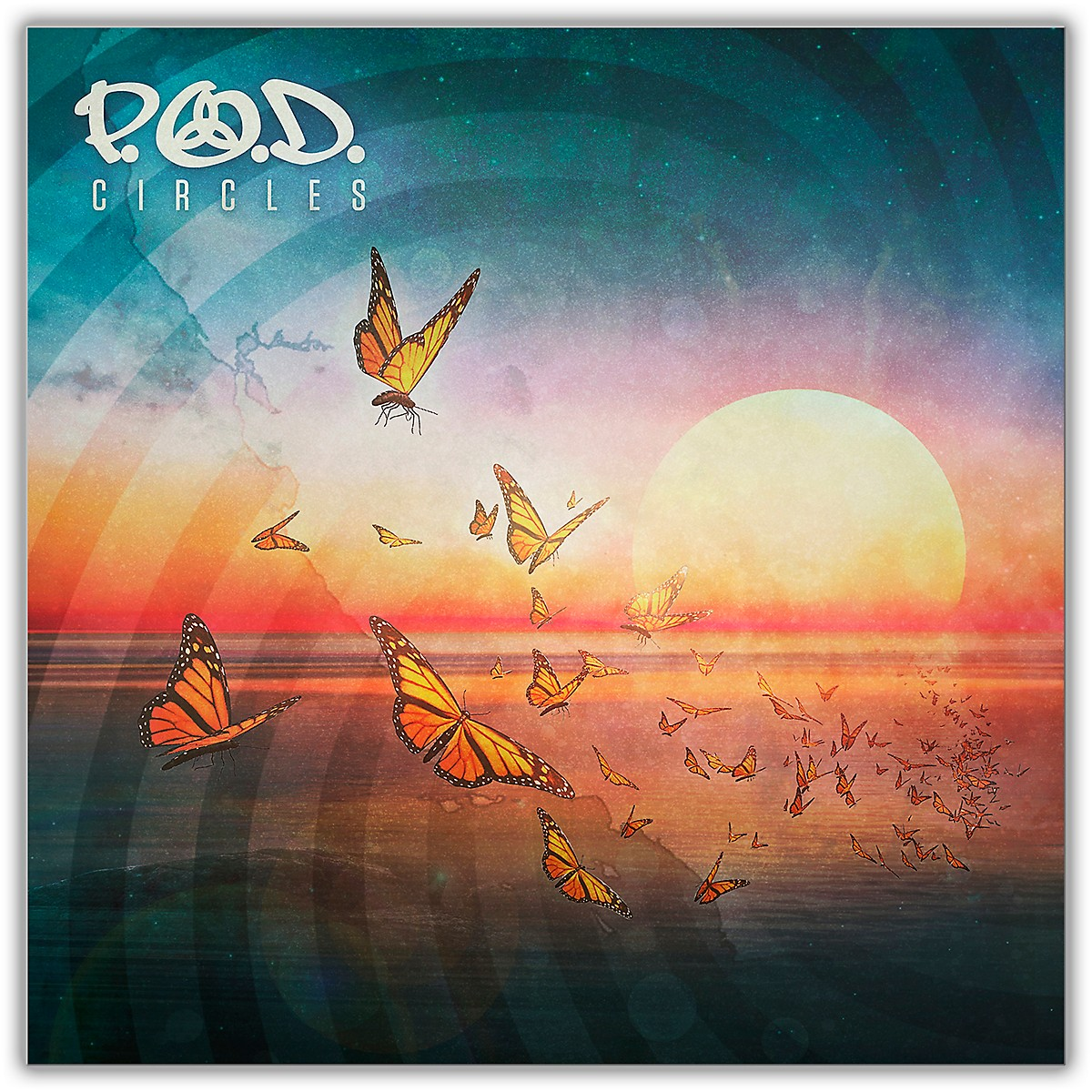 WEA P.O.D. - Circles