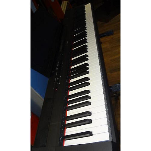 used yamaha p115b digital piano guitar center. Black Bedroom Furniture Sets. Home Design Ideas