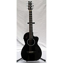 Rainsong P12 Parlor 12 Fret Acoustic Electric Guitar