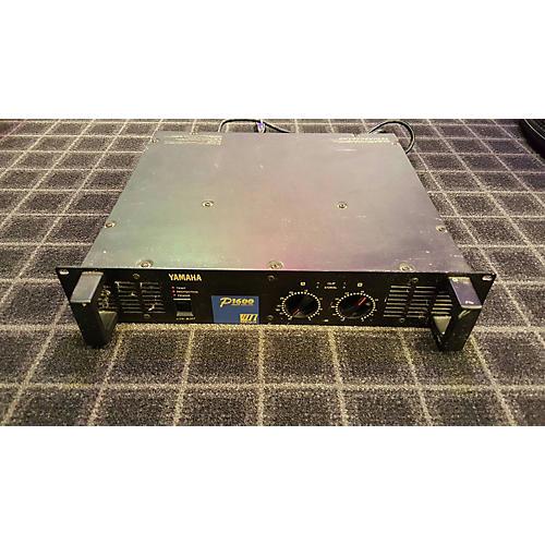 Yamaha P1600 Power Amp