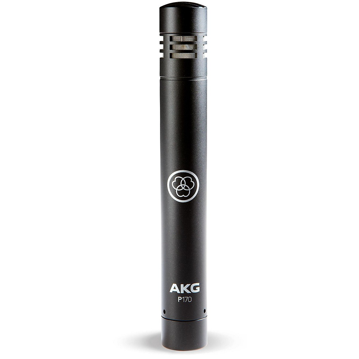 2 AKG P170 Studio Condenser Pencil Microphones Instrument Drum Mics+Headphones