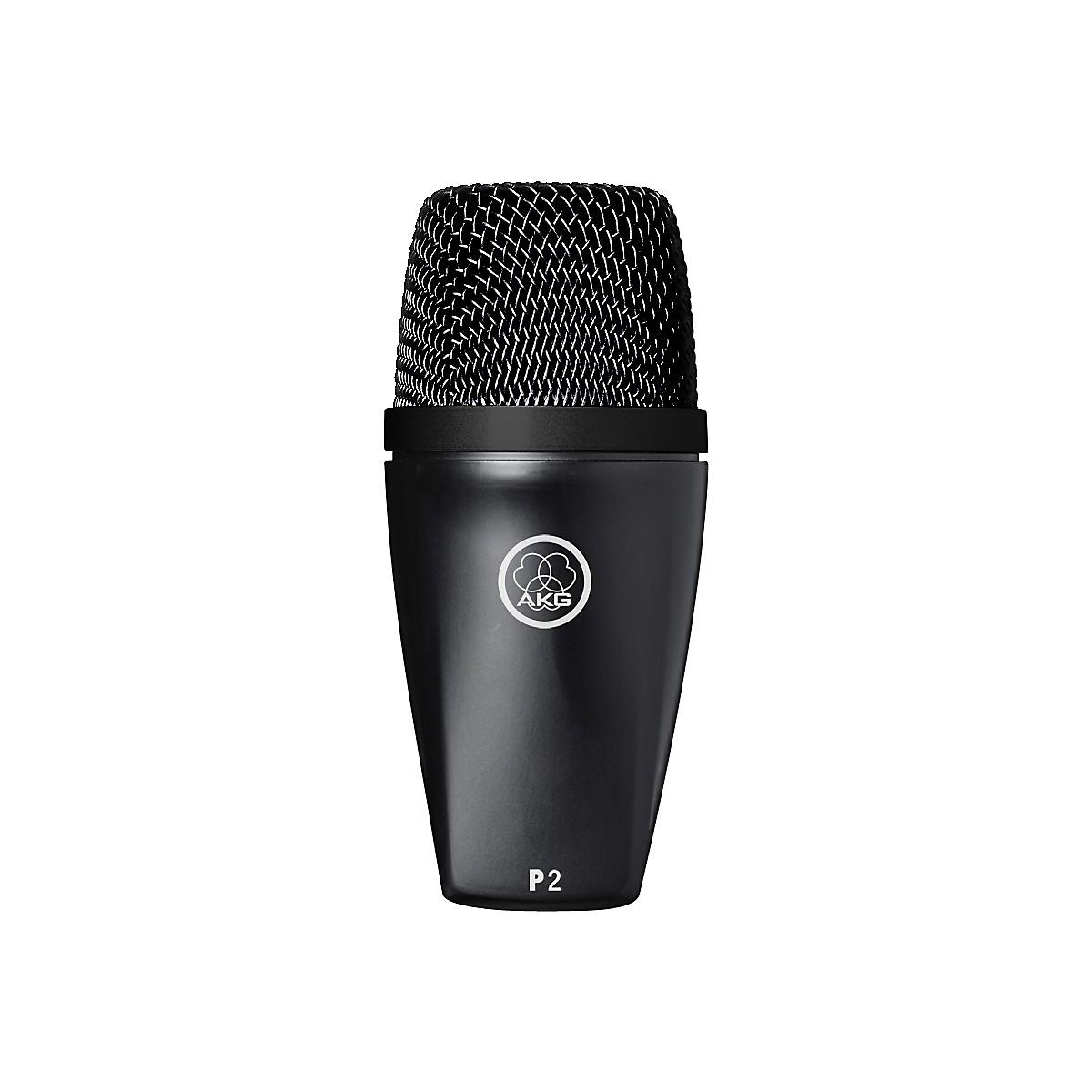 AKG P2 Dynamic Instrument Microphone