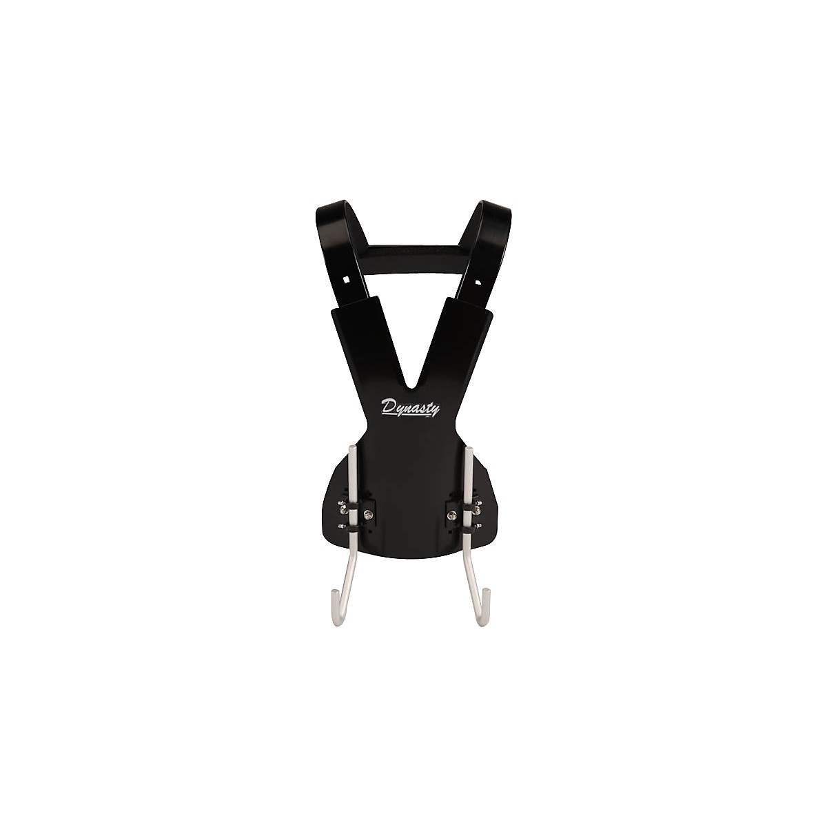 Dynasty P23-DVSBK - Vest Snare Carrier with Drum Mounting Hardware