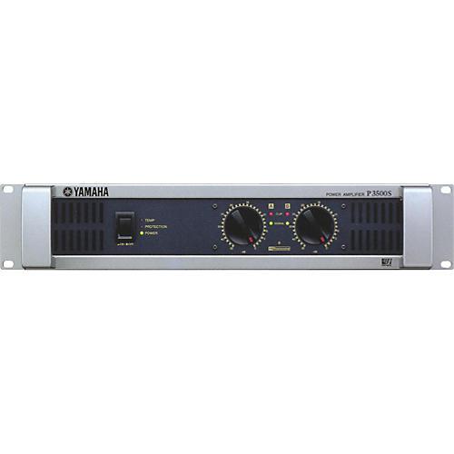 Yamaha P3500S Dual Channel Power Amp