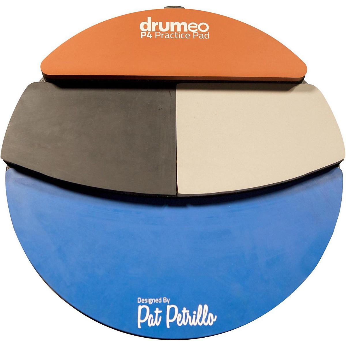 Drumeo P4 Practice Pad | Guitar Center