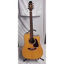 Takamine P5DC Acoustic Electric Guitar
