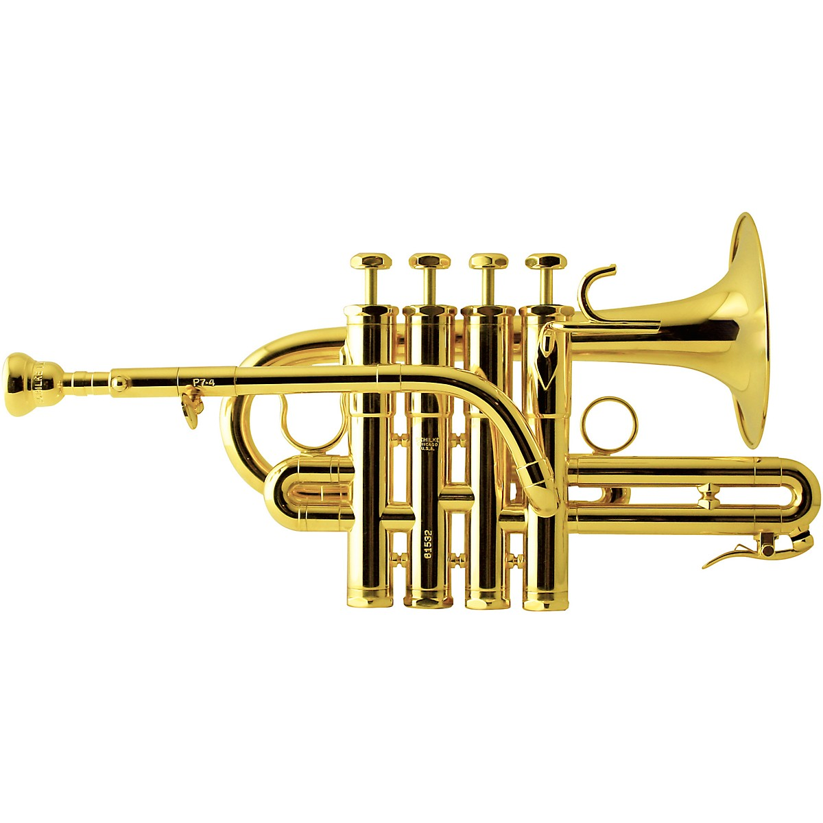 Schilke P7-4 Custom Series Bb/A Piccolo Trumpet