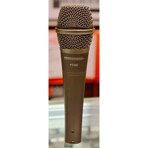 PROformance P745 Dynamic Microphone