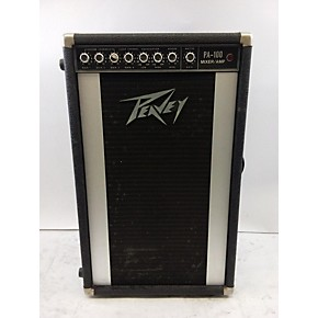 used peavey pa 100 guitar combo amp guitar center. Black Bedroom Furniture Sets. Home Design Ideas