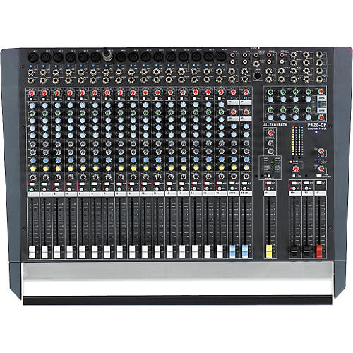 Allen & Heath PA 20-CP Powered Mixer