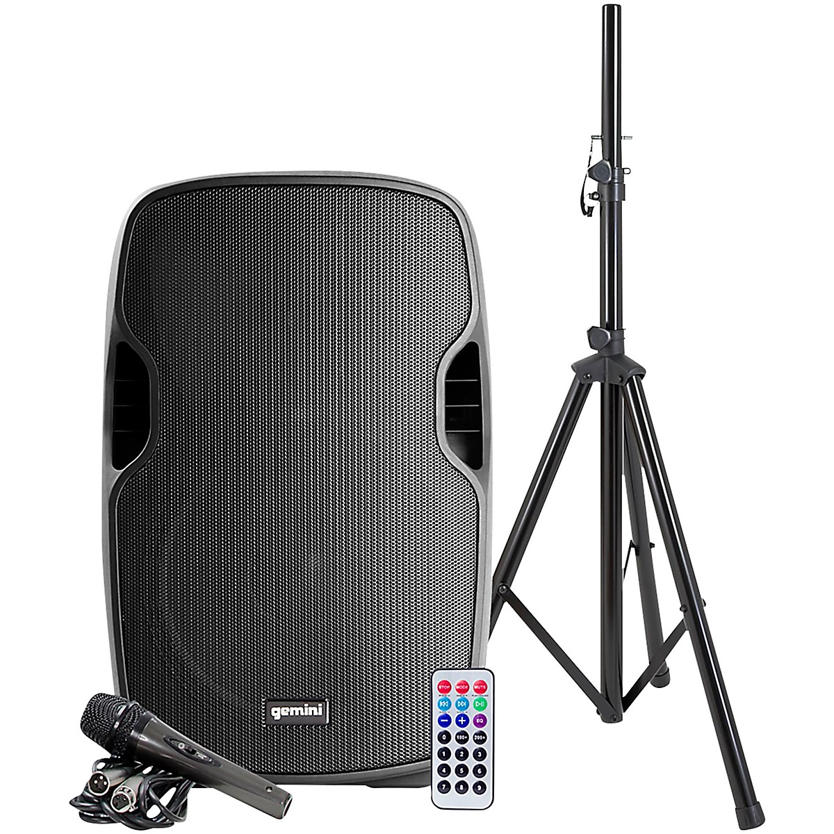 Gemini PA Package with AS-15BLU 15