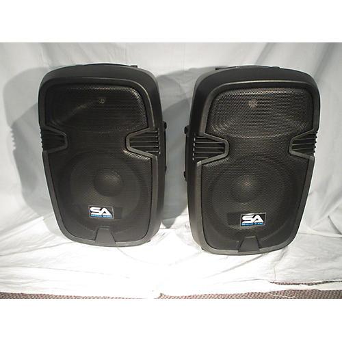 Seismic Audio PA10-12 Powered Speaker