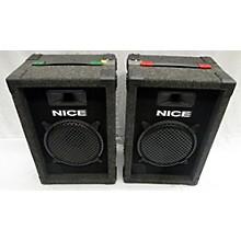 Radio Shack PA110 PAIR Unpowered Speaker