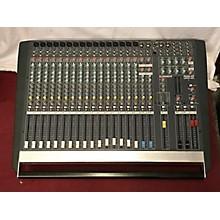 Allen & Heath PA20CP Powered Mixer