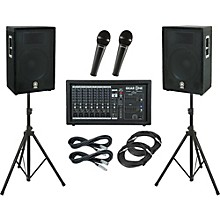 Gear One PA2400 / Yamaha A15 PA Package