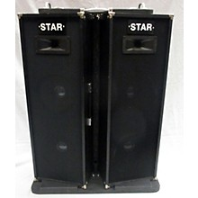 Realistic PA96 PAIR Unpowered Speaker