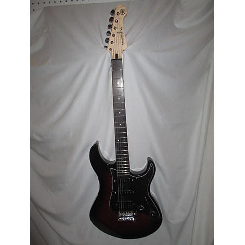 Pacifica PAC012 DLX Solid Body Electric Guitar