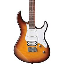 PAC212VFM Flame Maple Top Electric Guitar Tobacco Brown Sunburst