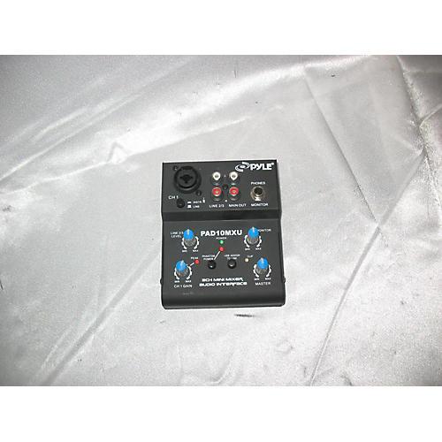 Pyle PAD10MXU Powered Mixer