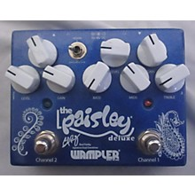 Wampler PAISLEY DELUXE OVERDRIVE Effect Pedal