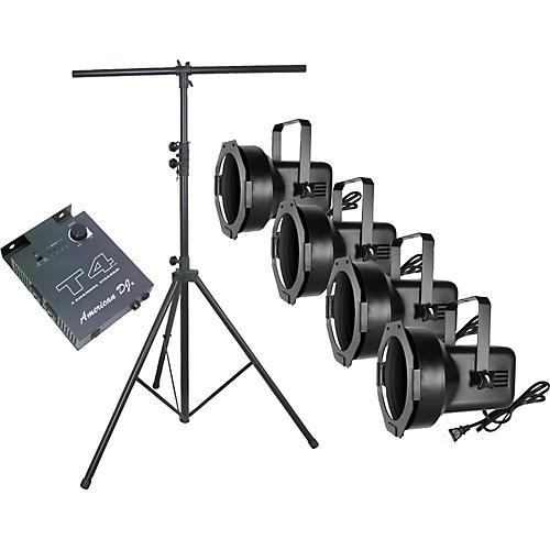 Elation PAR-38/T4 Lighting Package