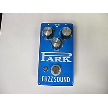 EarthQuaker Devices PARK FUZZ Effect Pedal