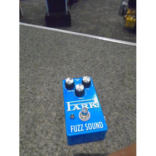 Earthquaker Devices PARK FUZZ SOUND Effect Pedal