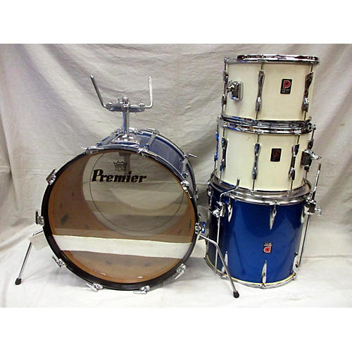 Premier PARTIALLY REFINISHED 60s Drum Kit