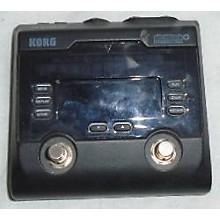 Korg PB02 PITCHBLACK+ Tuner Pedal
