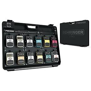behringer pb1000 powered pedal board guitar center. Black Bedroom Furniture Sets. Home Design Ideas