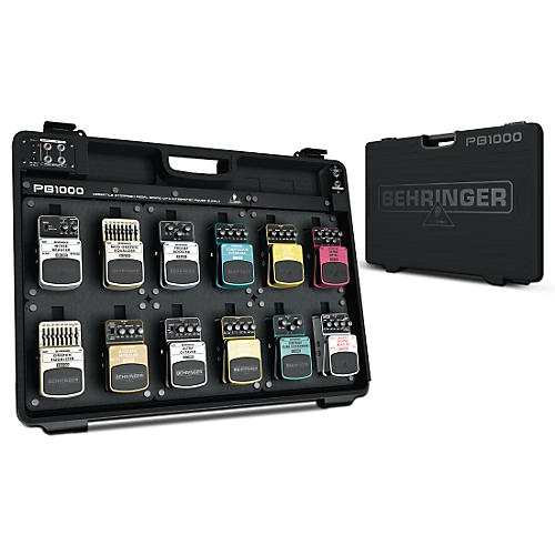 behringer pb1000 powered pedal board guitar center. Black Bedroom Furniture Sets. Home Design Ideas