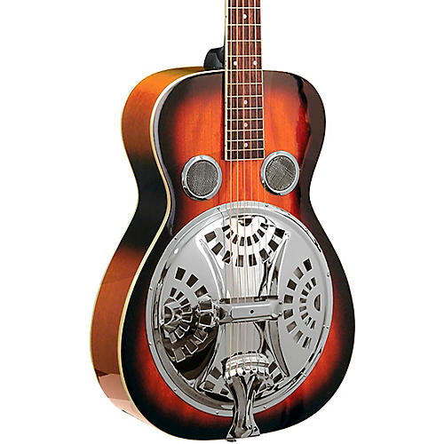 Gold Tone PBR Paul Beard Signature-Series Roundneck Resonator Guitar