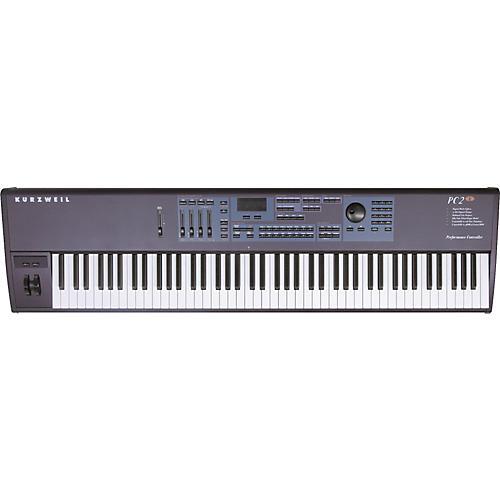 Kurzweil PC-2X/O 88-Key Performance Keyboard with Orchestra