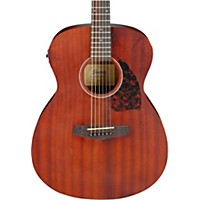 Deals on Ibanez PC12MHEOPN Mahogany Grand Concert Acoustic-Electric Guitar