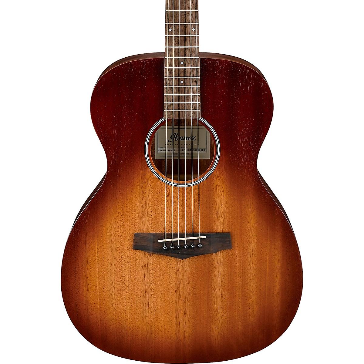 Ibanez PC18MHMHS Mahogany Grand Concert Acoustic Guitar