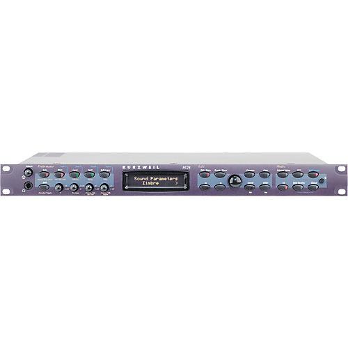 Kurzweil PC2R Sound Module With Orchestra
