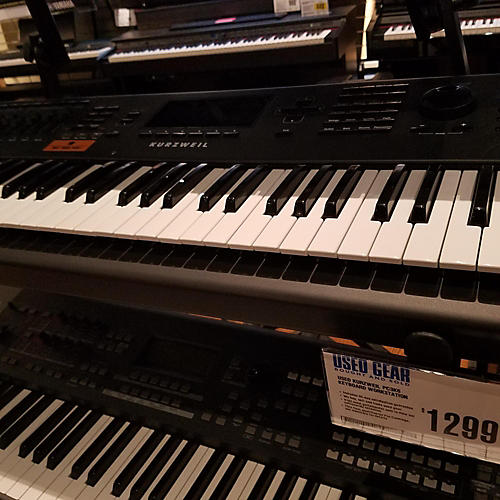 Kurzweil PC3K6 Keyboard Workstation