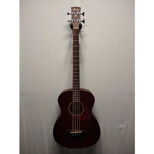 Ibanez PCBE12MH-OPN Acoustic Bass Guitar