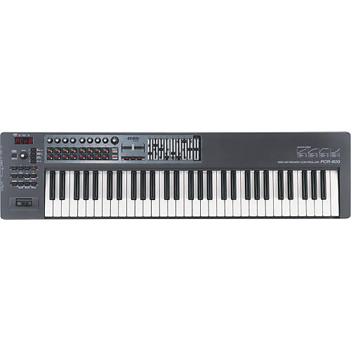 Edirol PCR-800 USB MIDI Keyboard Controller