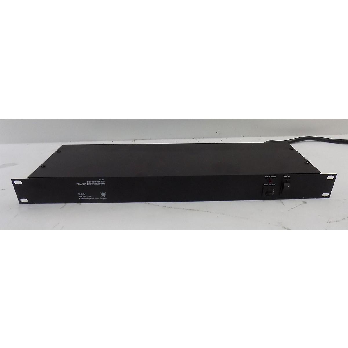 ETA Systems PD8 Power Conditioner