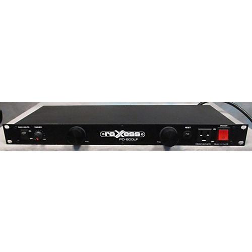 Raxxess PD800LF Power Conditioner