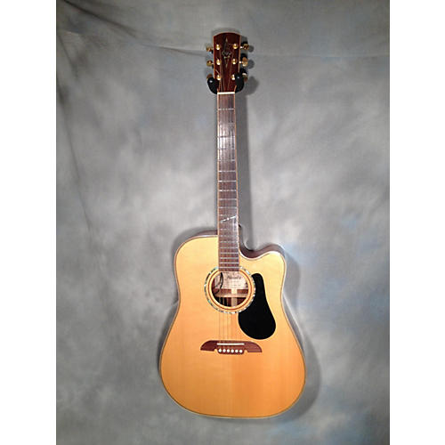 Alvarez PD80SC Acoustic Electric Guitar