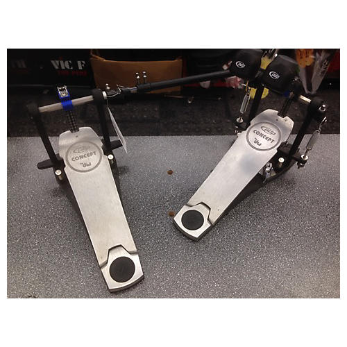 PDP by DW PDDPCXF Double Bass Drum Pedal