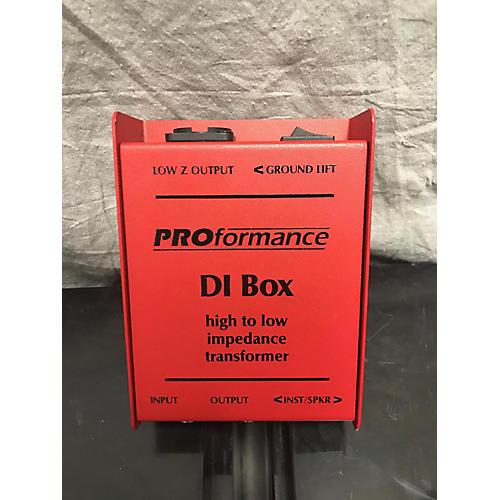 Rapco Horizon PDI-1 Direct Box