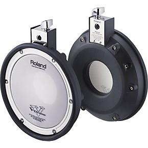 roland pdx 8 v drum electronic drum pad 8 in guitar center. Black Bedroom Furniture Sets. Home Design Ideas