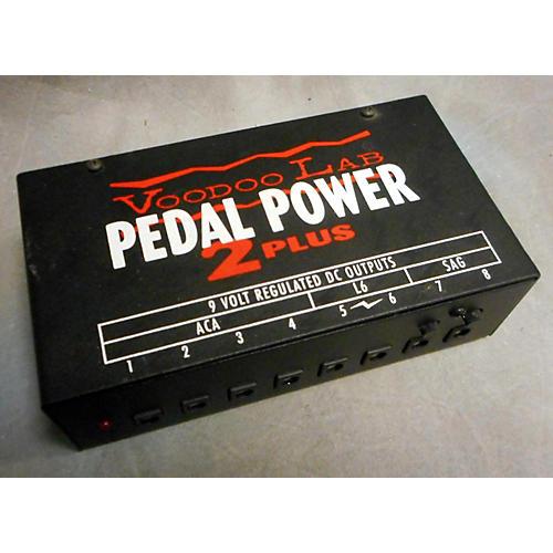 Voodoo Lab PEDAL POWER 2 PLUS Power Supply