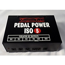 Voodoo Lab PEDAL POWER ISO 5 Power Supply