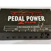 Voodoo Lab PEDAL POWER PLUS 2 Power Supply